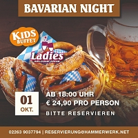BAVARIAN NIGHT